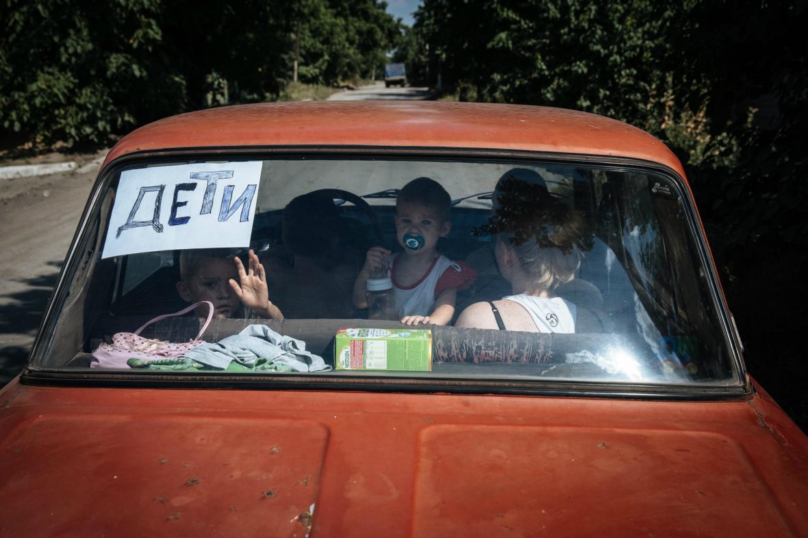 Na východě Ukrajiny hrozí humanitární krize