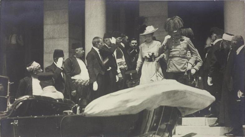 Před sarajevským atentátem