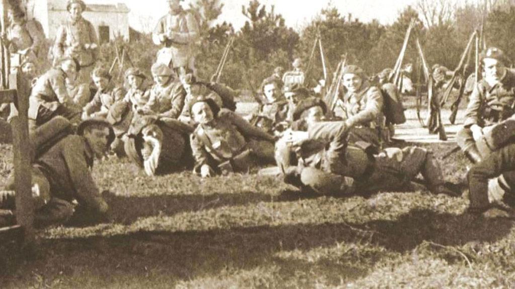 Českoslovenští legionáři (1918)