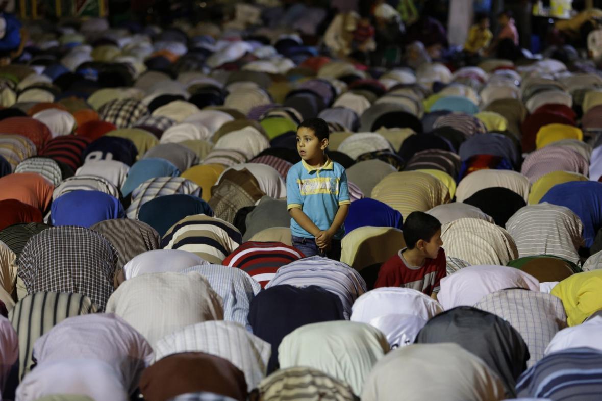 Přiznivci Muslimského bratrstva