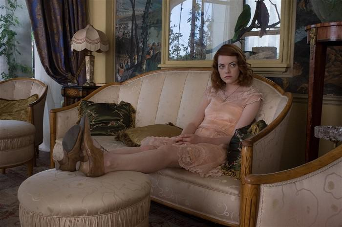 Emma Stoneová / Kouzlo měsíčního svitu