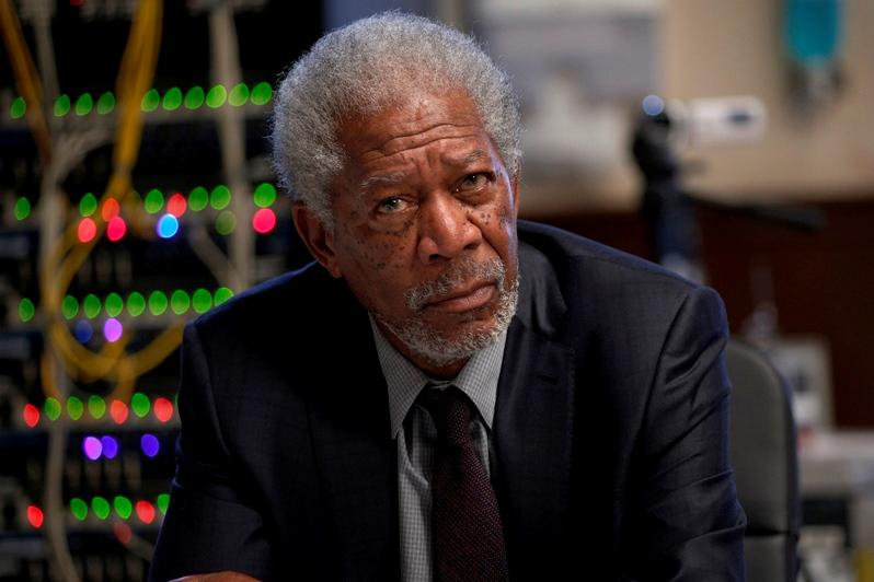 Morgan Freeman / Lucy