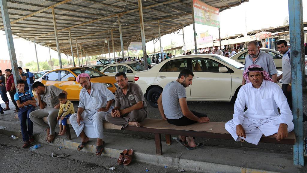Šíitští utečenci v Irbílu