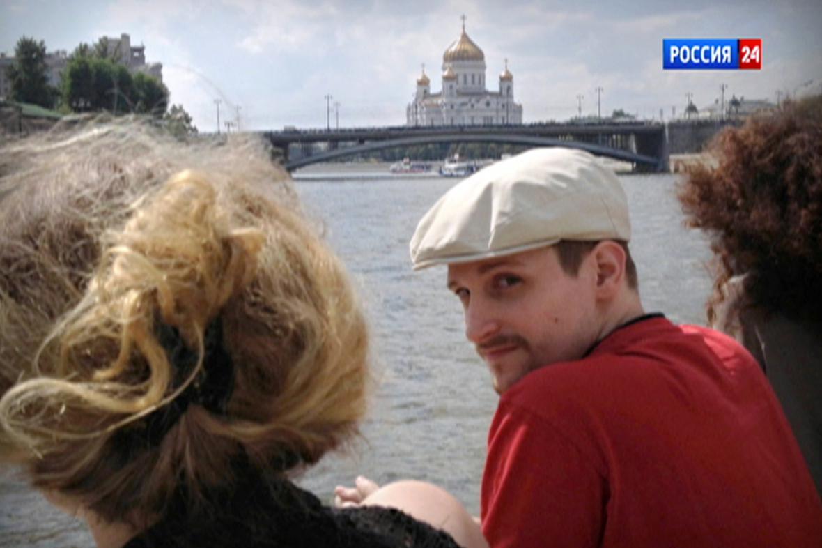 Edward Snowden v Rusku
