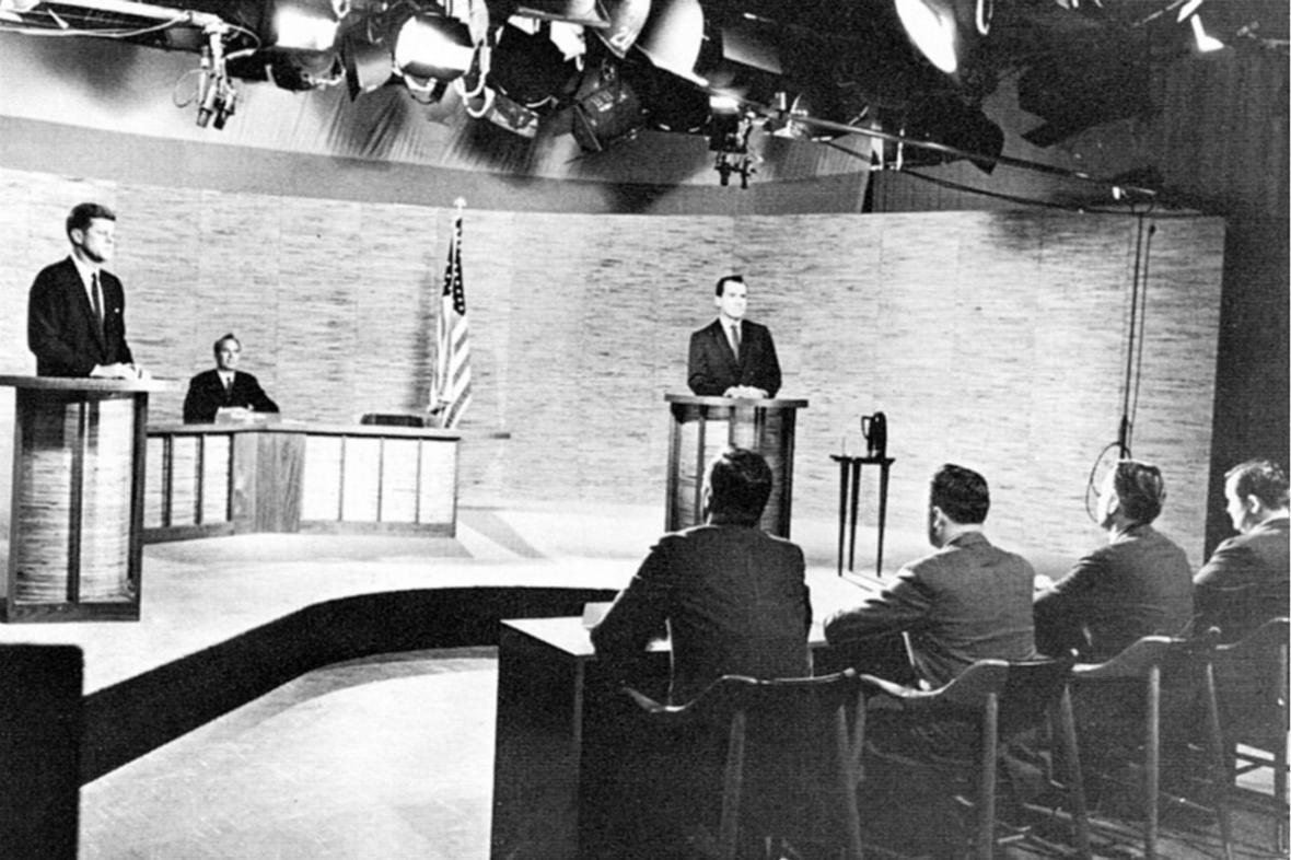 Debata mezi Richardem Nixonem a Johnem F. Kennedym