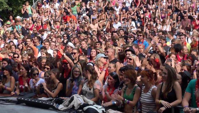 Festival Natruc v Kolíně