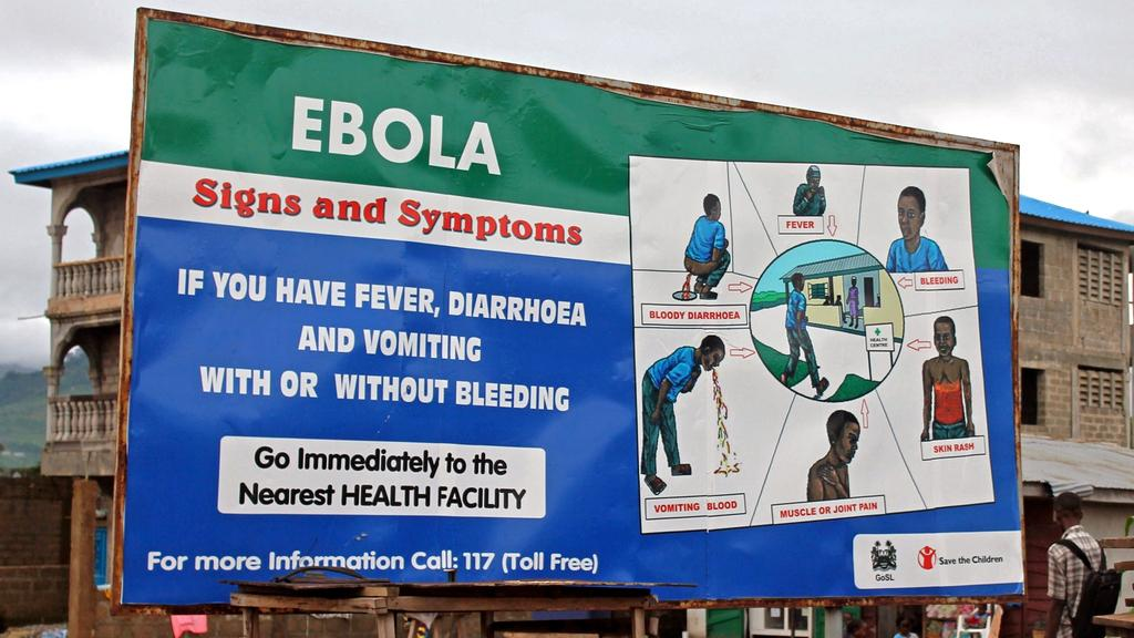 Sierra Leone: Informace o ebole nyní přehlušují i obvyklou inzerci