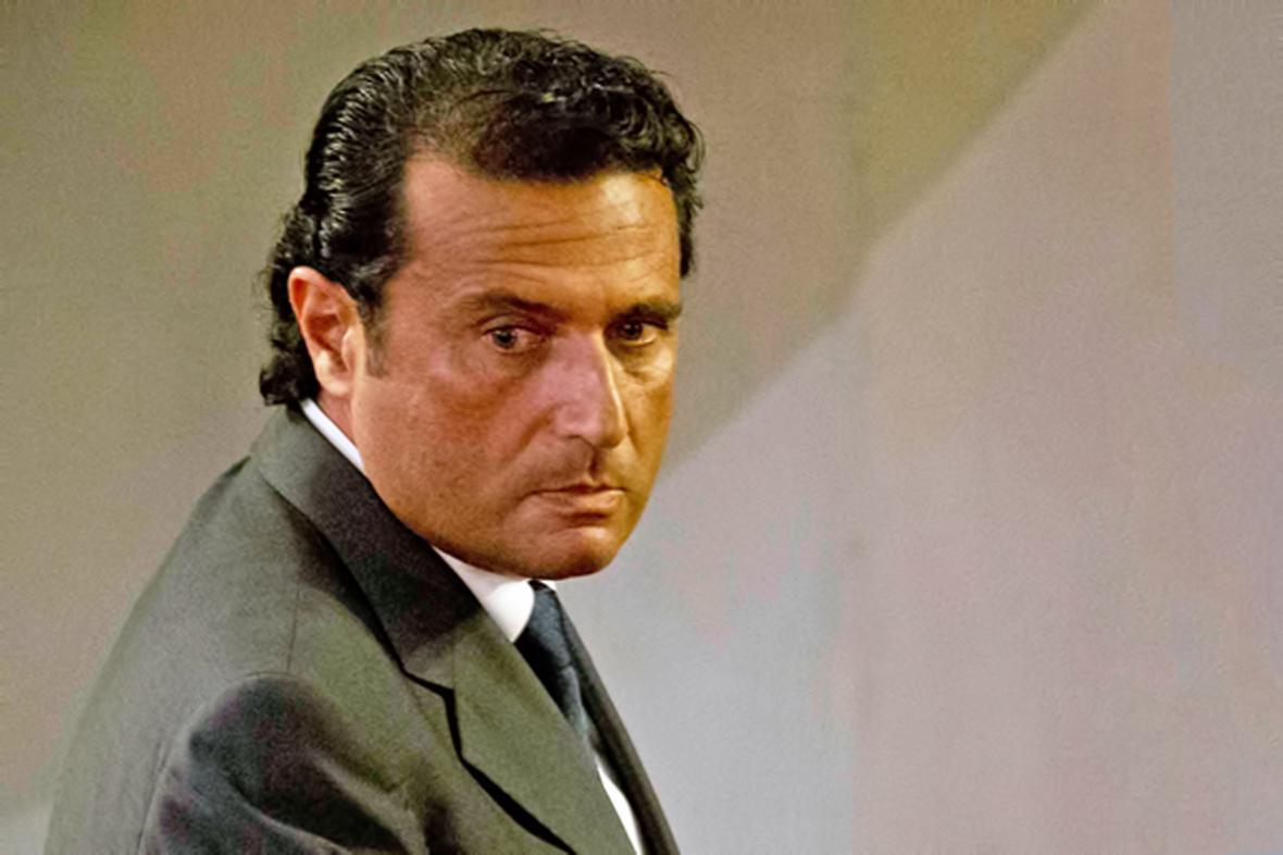 Kapitán Francesco Schettino u soudu
