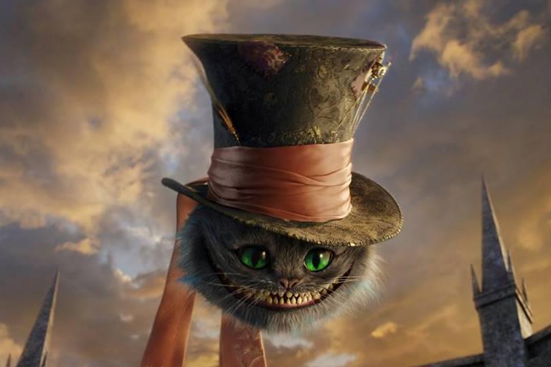 Kočka Šklíba / Alenka v říši divů