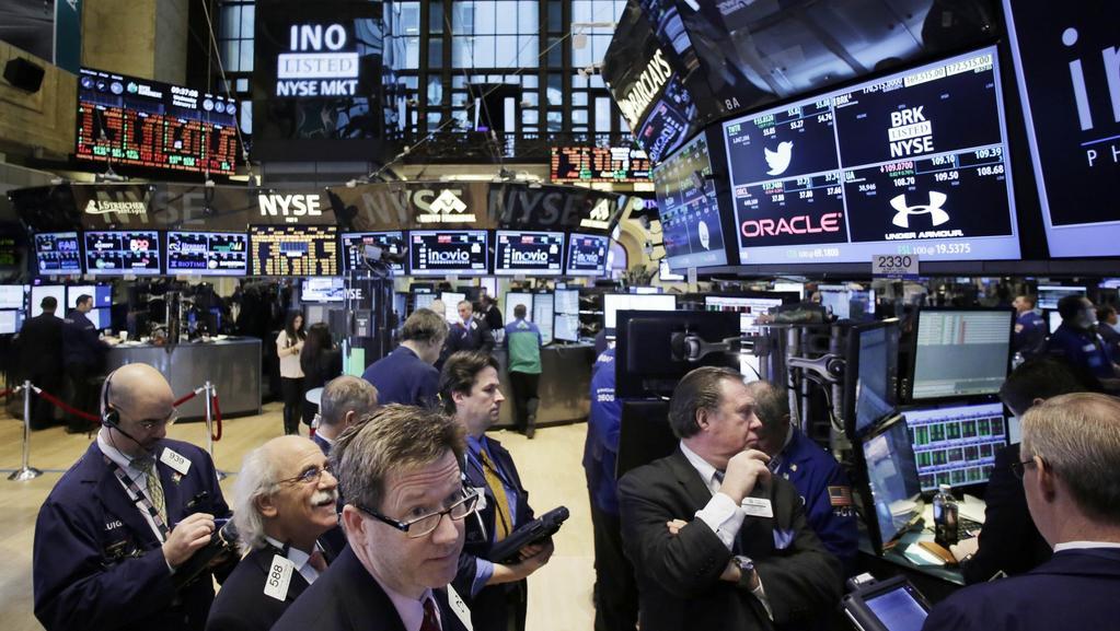 Američtí makléři zatím vzhlížejí k trhům spíše znepokojivě