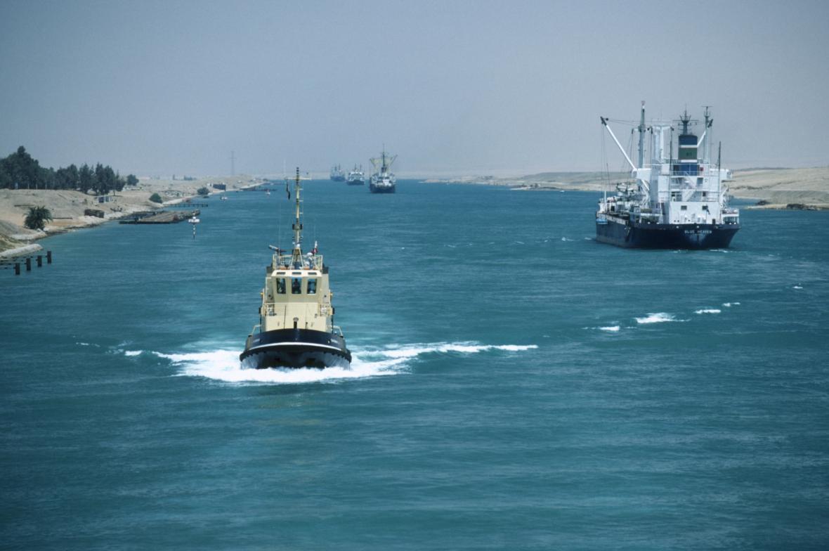 Suezský průplav