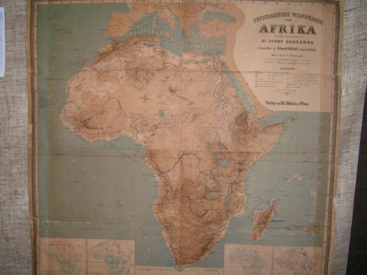 Dobrodružná Afrika - Libochovice