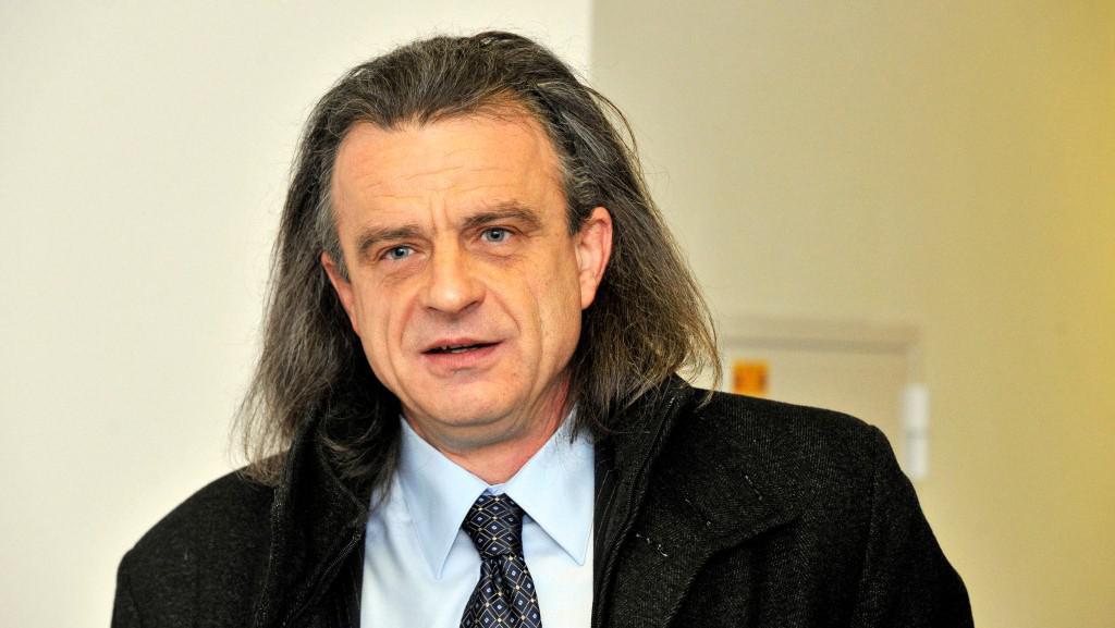 Otto Chaloupka u soudu