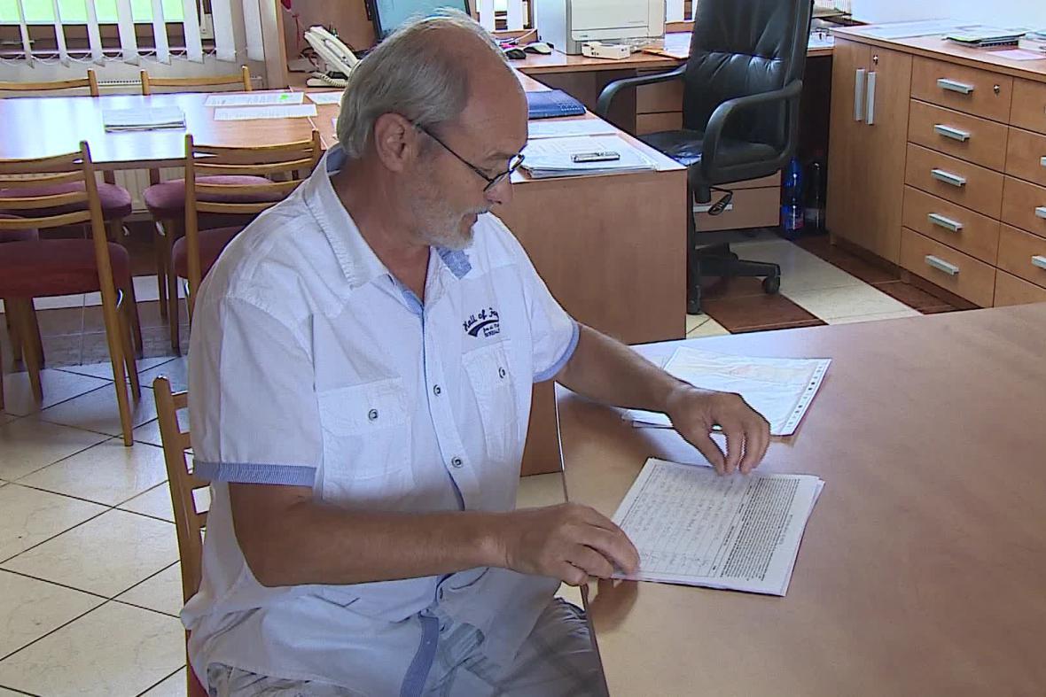 Petici v Otnicích podepsalo už několik desítek lidí