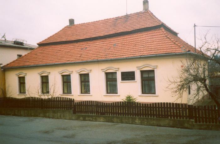 Smetanův dům v Týně nad Bečvou