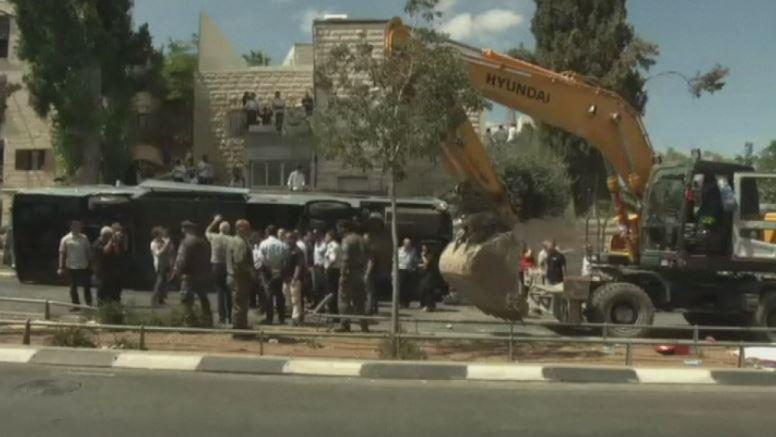 Izrael: Teroristický útok
