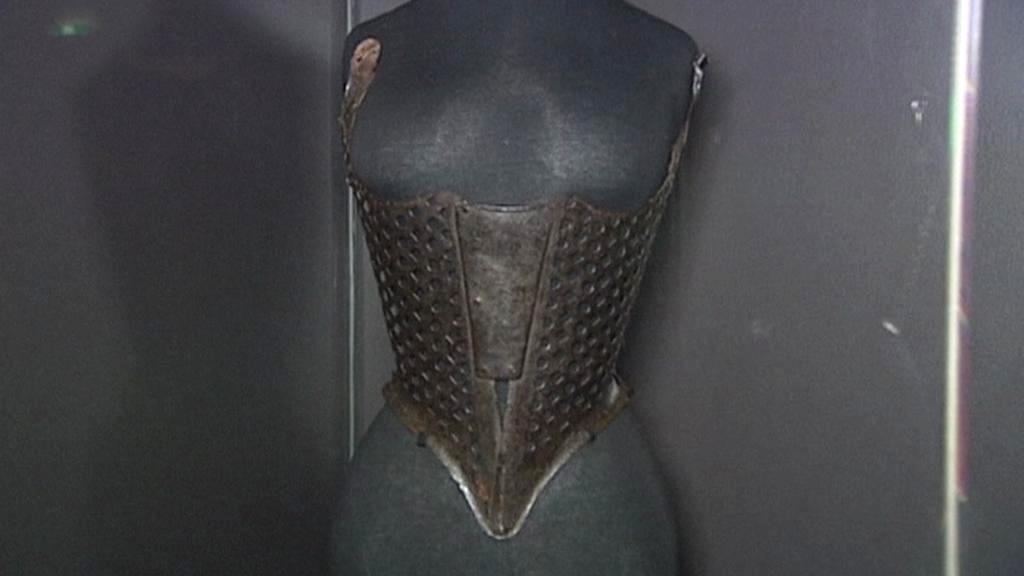Výstava spodního prádla v Austrálii
