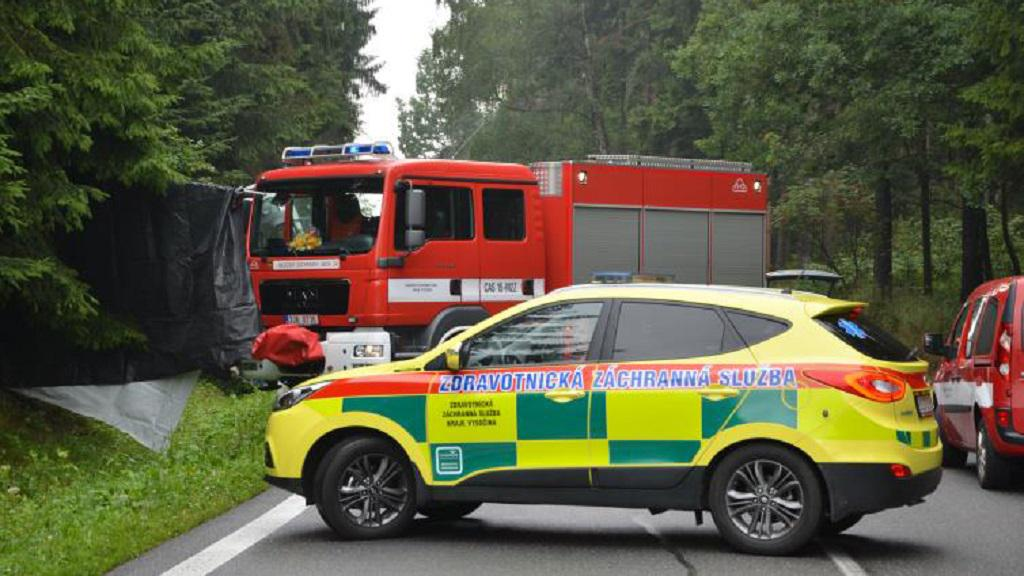 Tragická nehoda na Pelhřimovsku z 31. července
