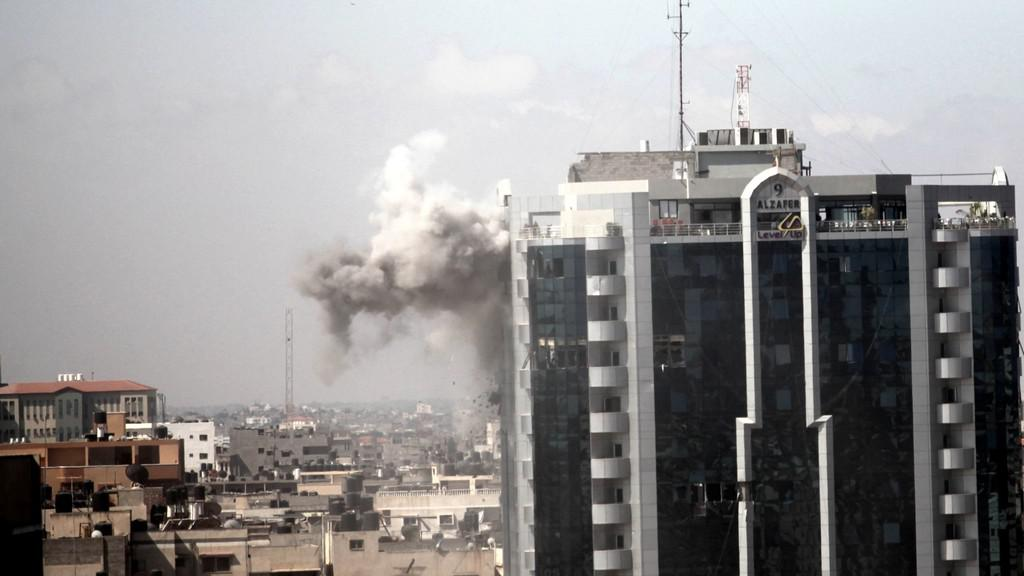 Útok v Pásmu Gazy