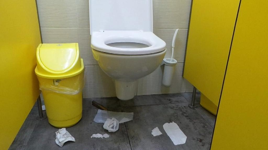 Veřejné záchodky u českých dálnic