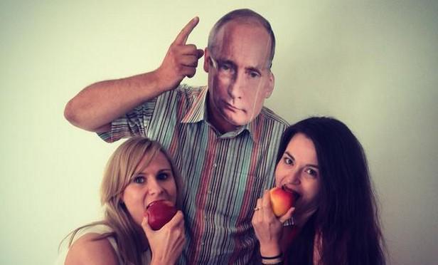 Kampaň za konzumaci jablek ovládla i sociální síť Twitter