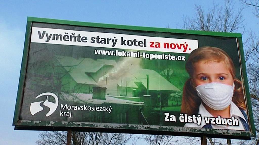 Kampaň za nové kotle