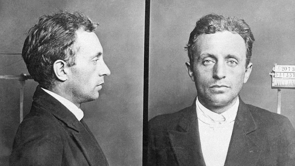 29letý nacionalista Raoul Villain, vrah Jeana Jaurèse