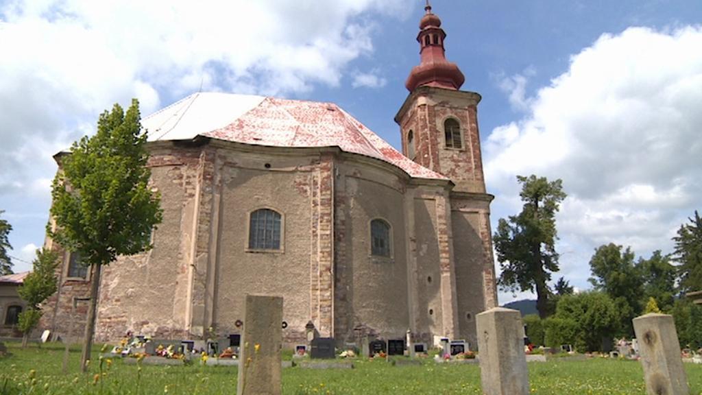 Kostel sv. Anny (Vižňov)