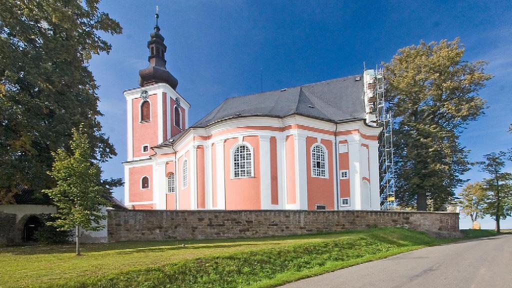 Kostel sv. Máří Magdalény (Božanov)
