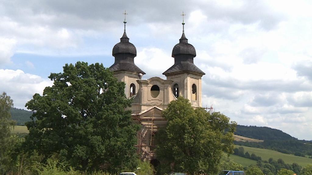Kostel sv. Markéty (Šonov)