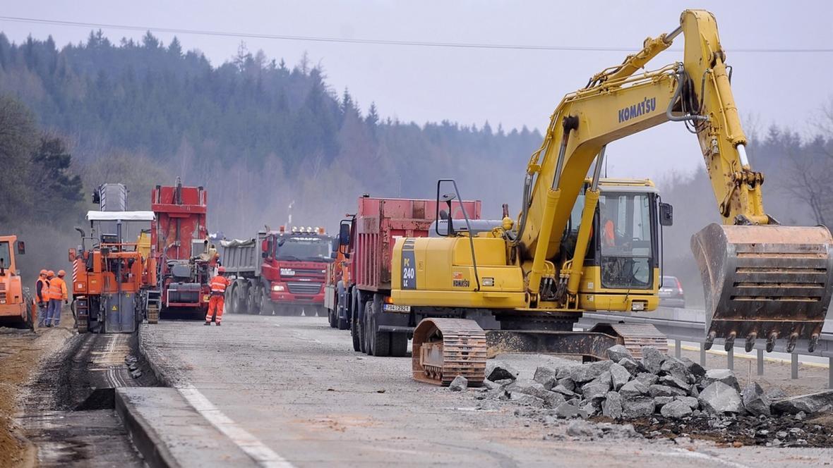Modernizace dálnice D1