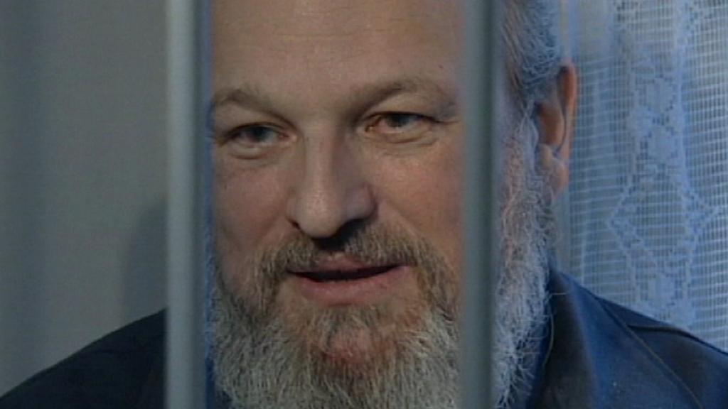 Pětinásobný vrah Ivan Roubal