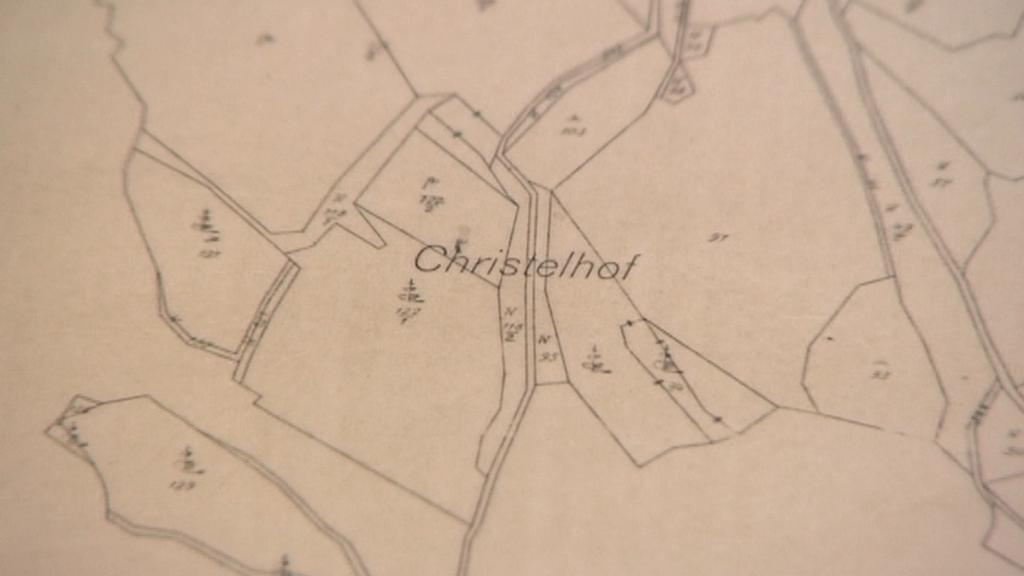 Christelhof - původní název usedlosti Pohádka