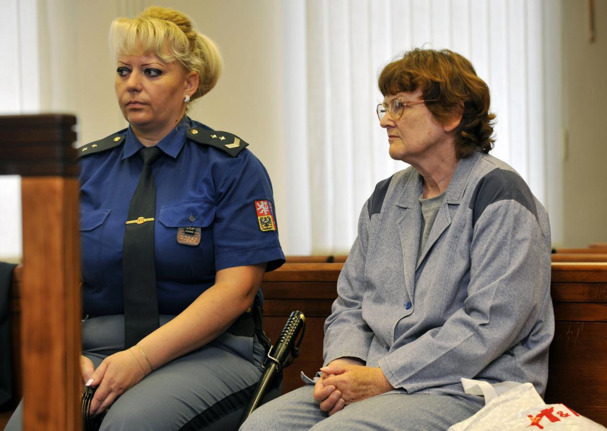 Obžalovaná Hana Gondová