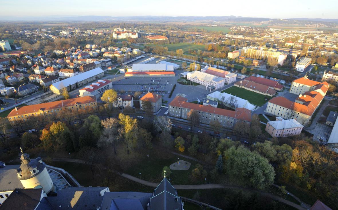 Žižkova kasárna Olomouc