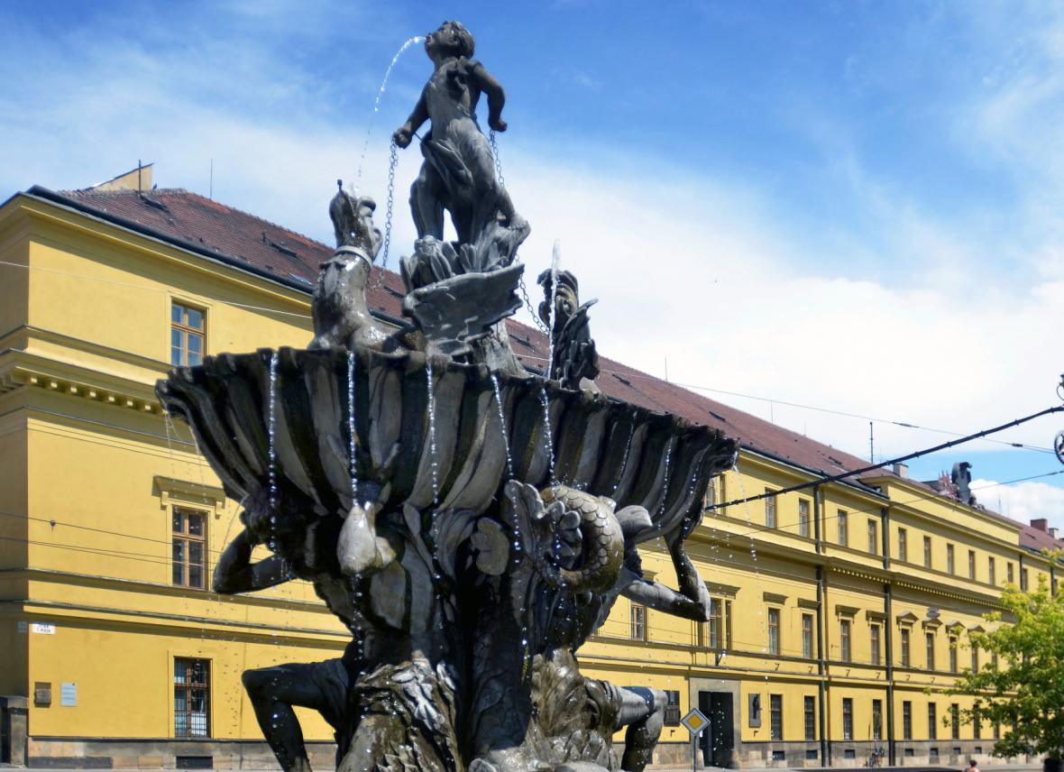 Hanácká kasárna v Olomouci