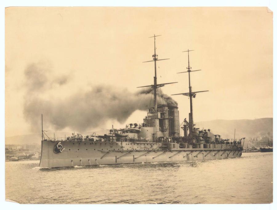 Bitevní loď Viribus Unitis