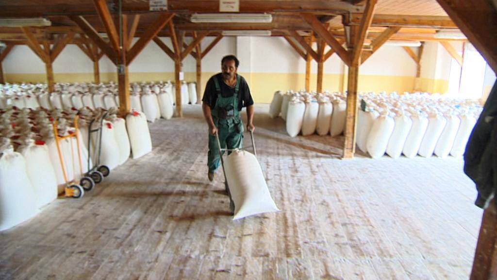 V janderovském mlýně se mouka mele i dnes