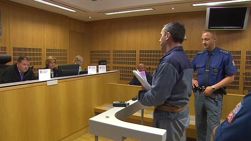 David Berdych u soudu