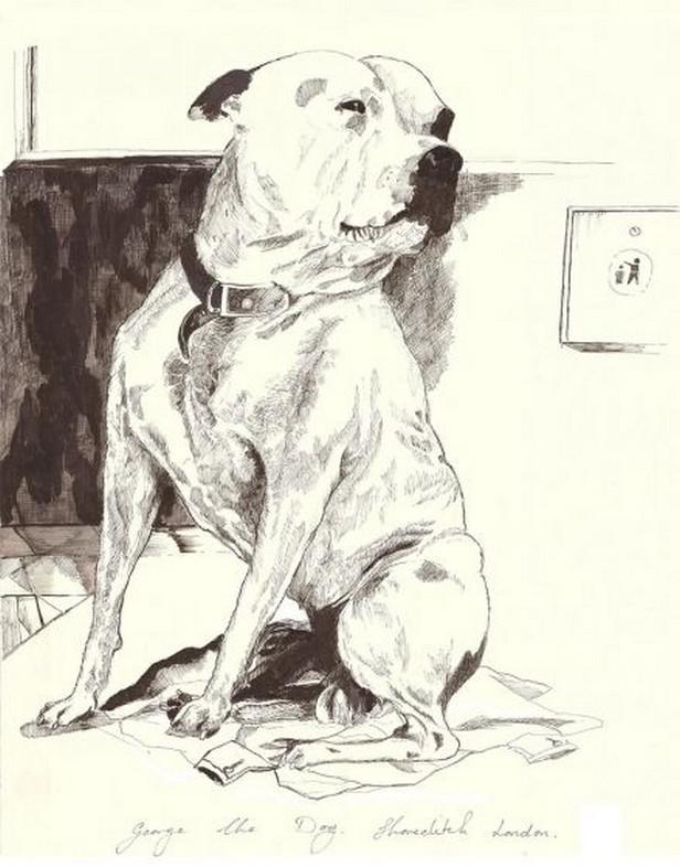 John Dolan / George the Dog