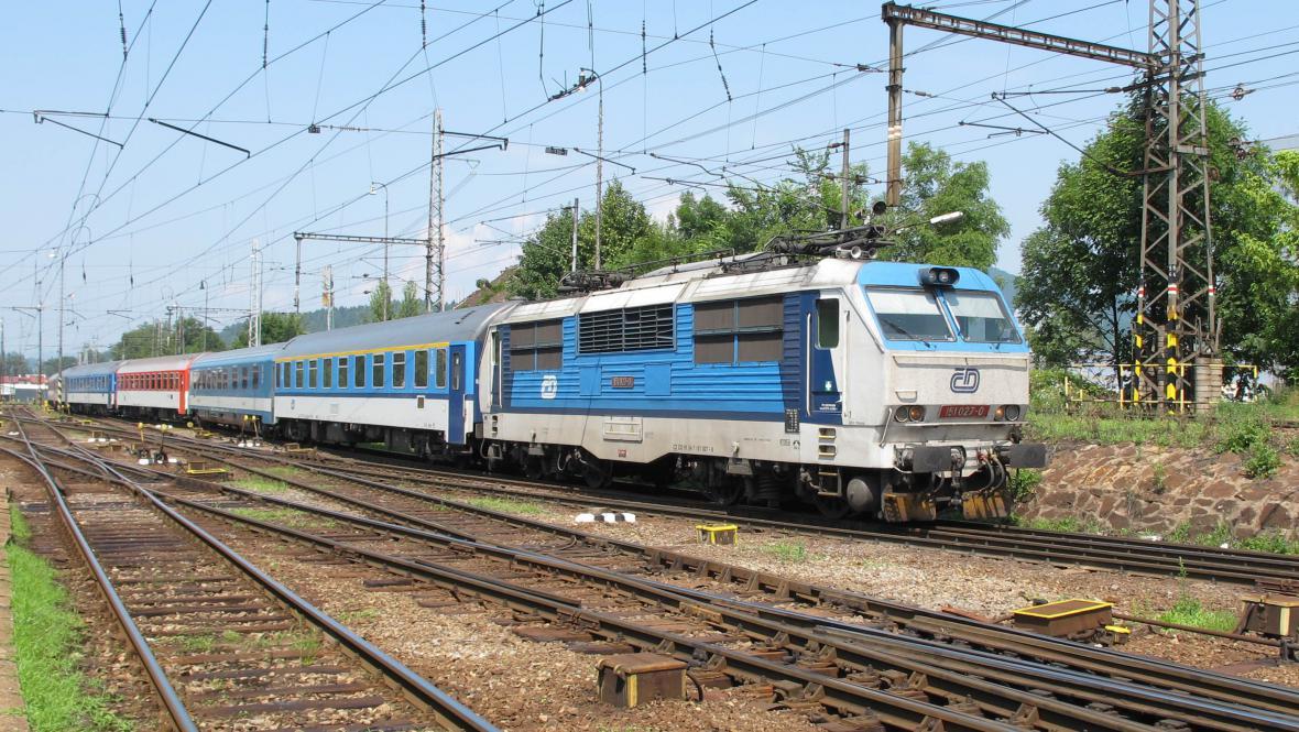 Expresní vlak