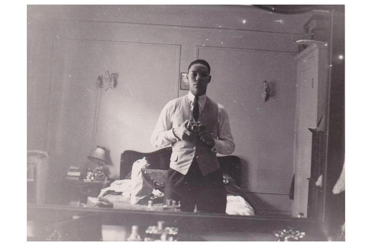 Selfie Colina Powella