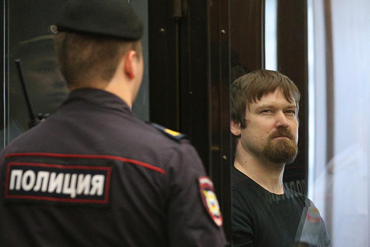 Leonid Razvozžajev u soudu
