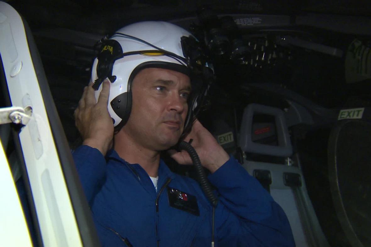 Pilot vrtulníku