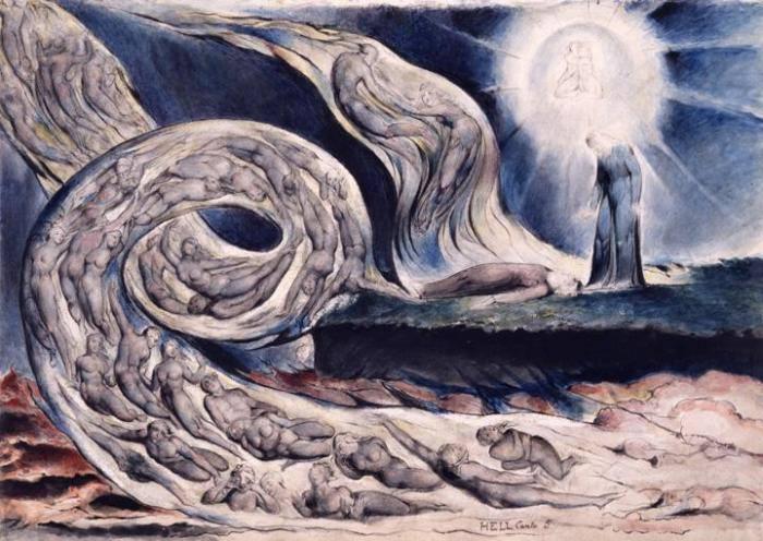 William Blake (1824–7)