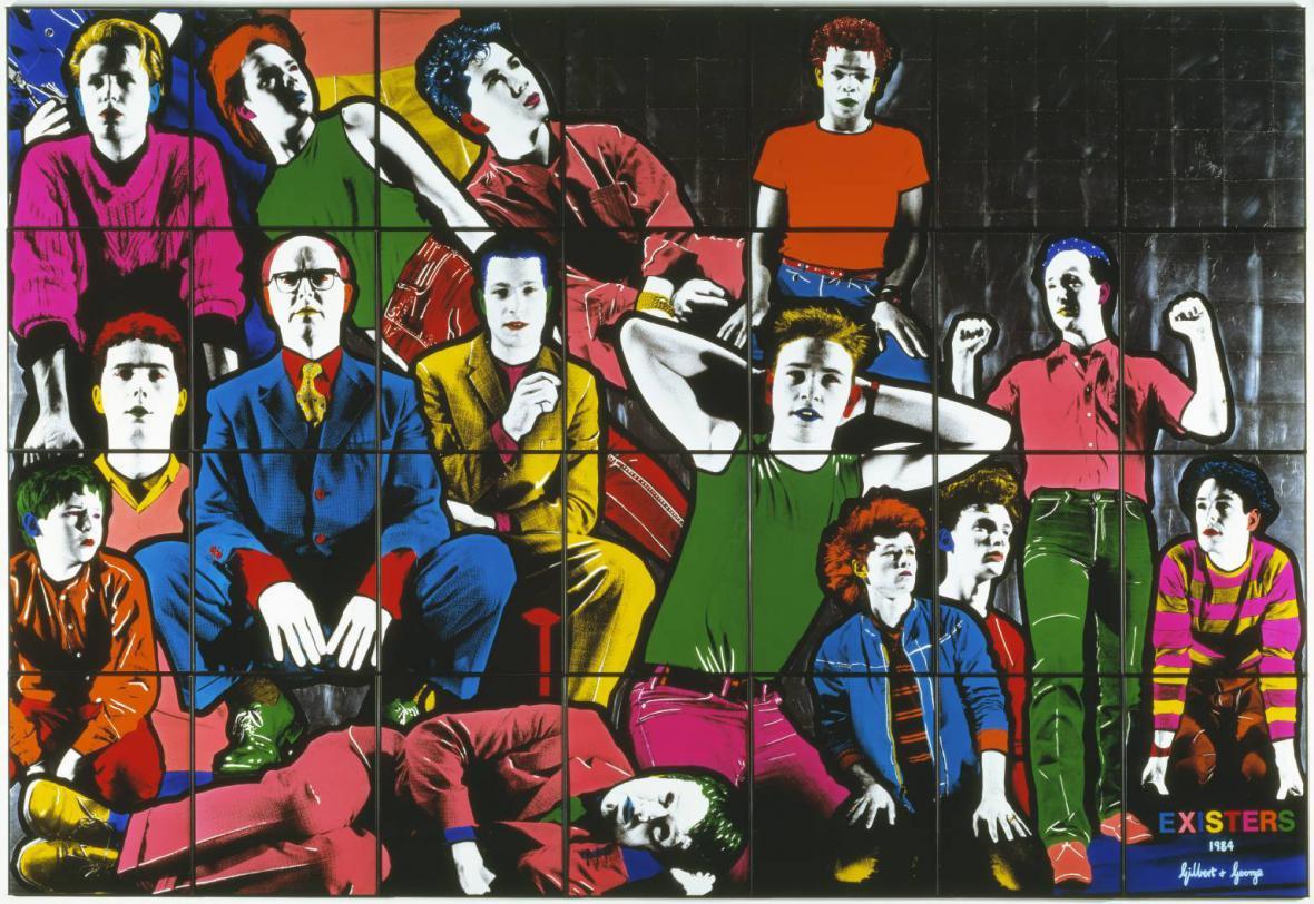 Gilbert & George (1984)