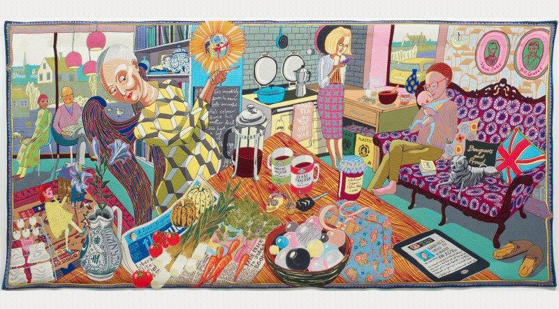 Grayson Perry (2012)