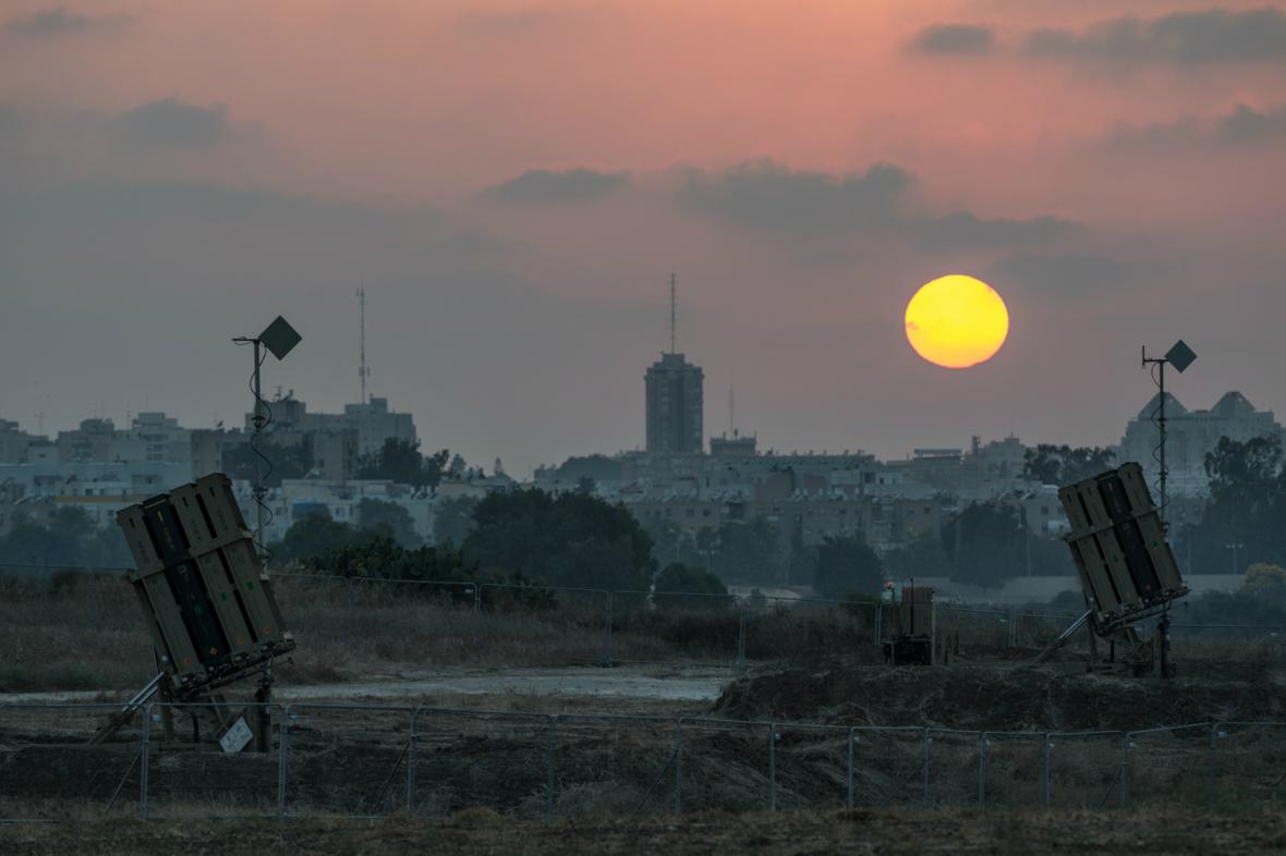 Izraelsko-palestinský konflikt