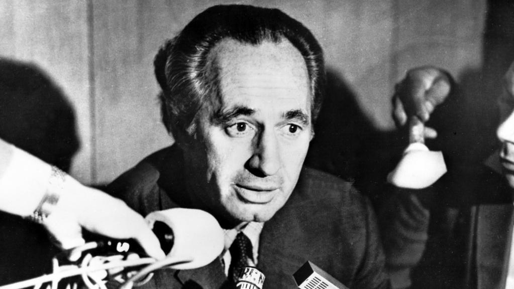 Na tiskové konferenci v roce 1972