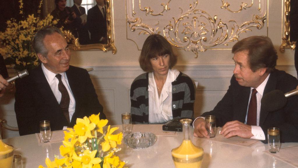 Rok 1990 a setkání tehdejšího ministra financí s prezidentem Havlem